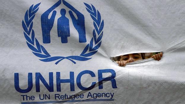 Das UNHCR braucht dringend mehr Geld