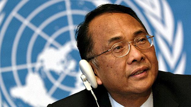 Uno-Sonderberichterstatter für Palästina wirft das Handtuch