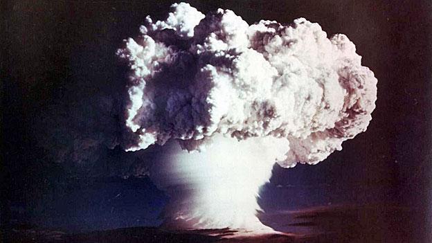 Wasserstoffbomben - die gefährlichste bekannte Nuklearwaffe