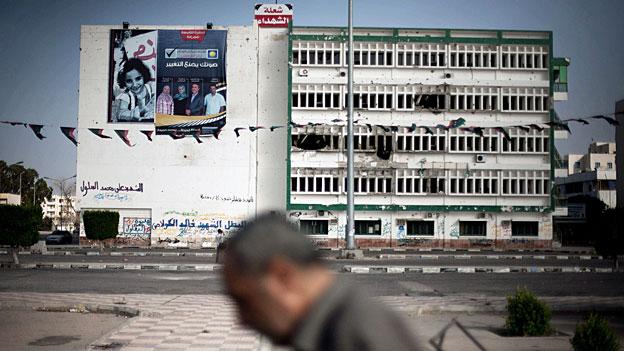 Misrata - eine Stadt in einem zerrissenen Land