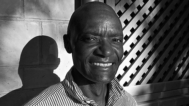 Nairobi - Alfred friert um Mitternacht