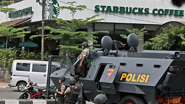 Indonesien im Visier des «Islamischen Staats»?