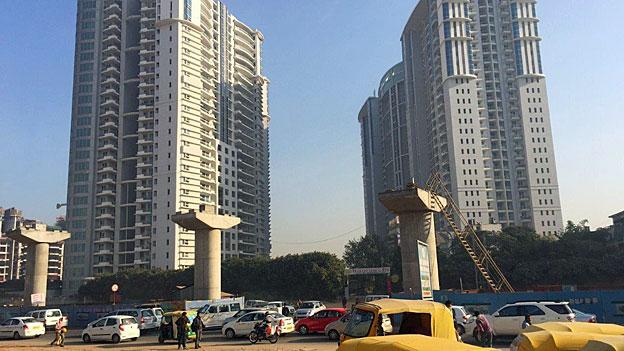 Indien - lukrative Geschäfte mit mangelnder Infrastruktur