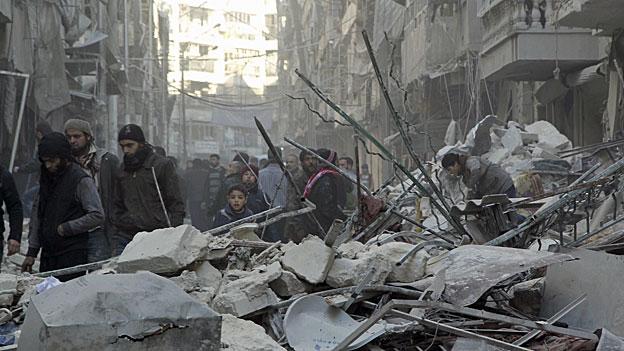 Was will Russland in Syrien?