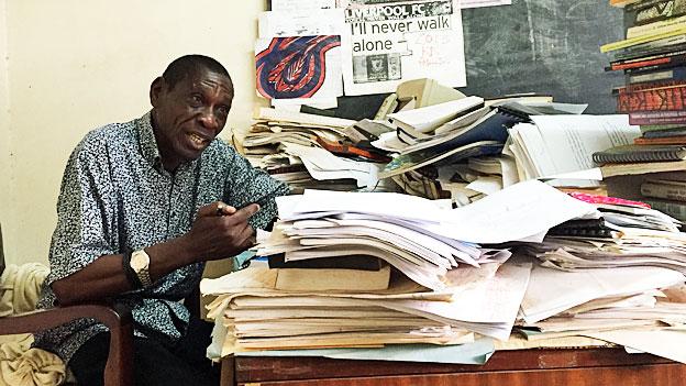 «Papa» will partout nicht gehen - Afrikas alte Präsidenten