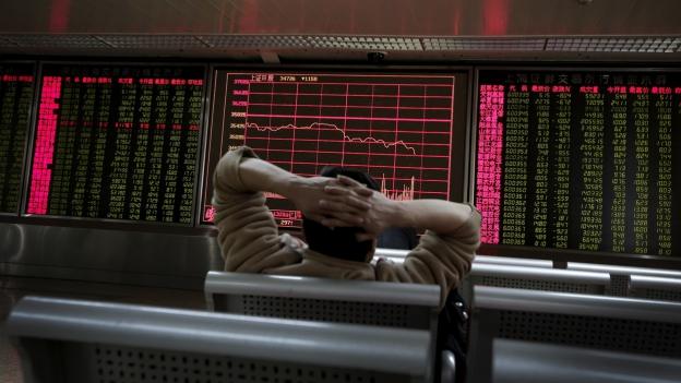 Chinesische Börse: «Noch längst ist nicht alles überstanden»