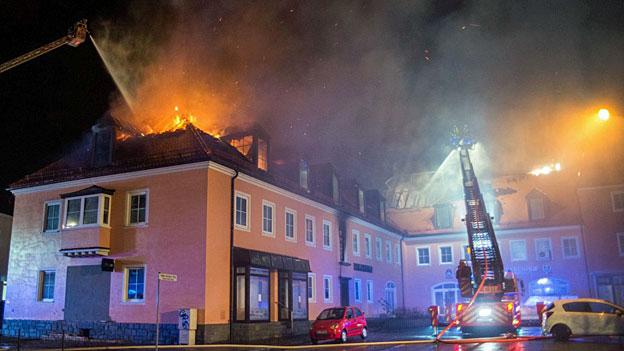 Ausländerfeindliche Aktionen in Sachsen