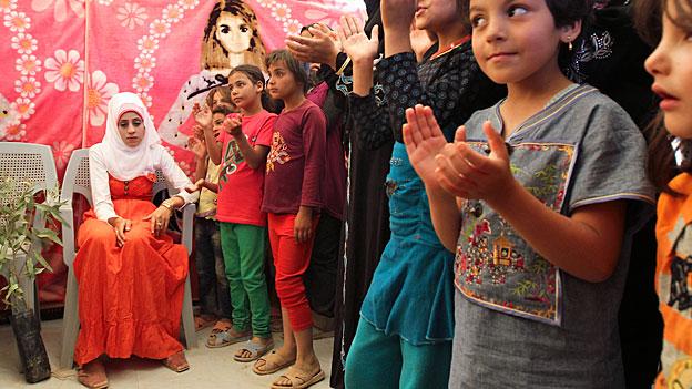 Mehr Eheschliessungen im Mädchenalter durch den Syrienkrieg