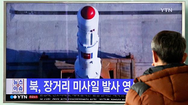 Uno-Sicherheitsrat will absolute Isolation Nordkoreas