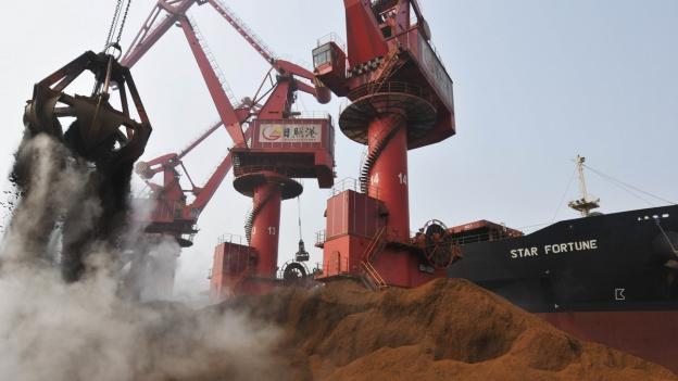 Chinesische Planung in Fünf-Jahres-Schritten