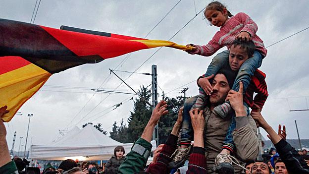Die Türkei, die EU und die Flüchtlinge