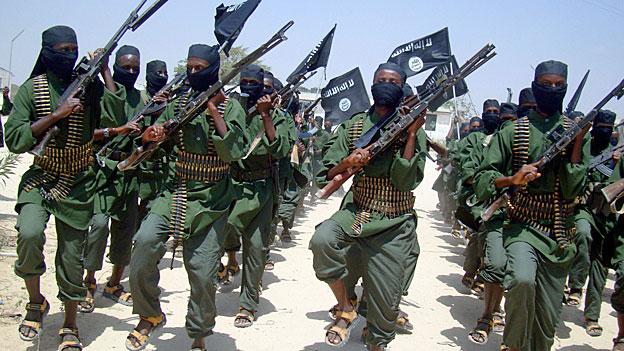 Die Interessen der USA in Somalia