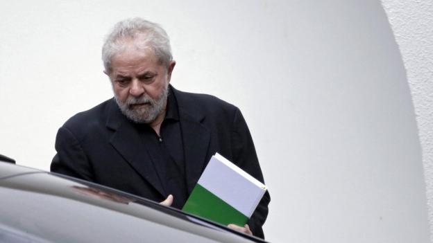 Dem brasilianischen Ex-Präsident Lula da Silva droht Gefängnis