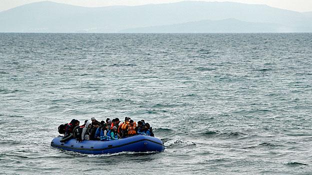 Flüchtlinge, EU, Türkei – Menschenrechte bleiben auf der Strecke