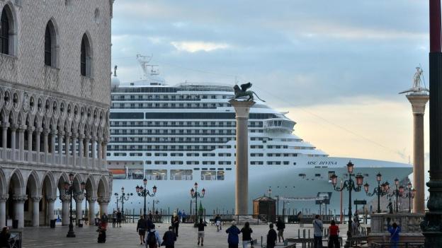 Venedig: eine gefährdete Kulturstätte Europas