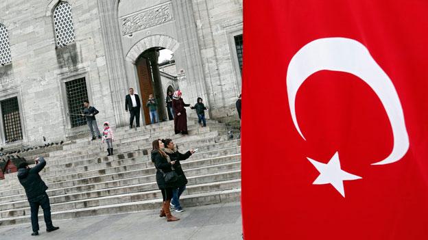 EU schliesst Flüchtlingsdeal mit der Türkei