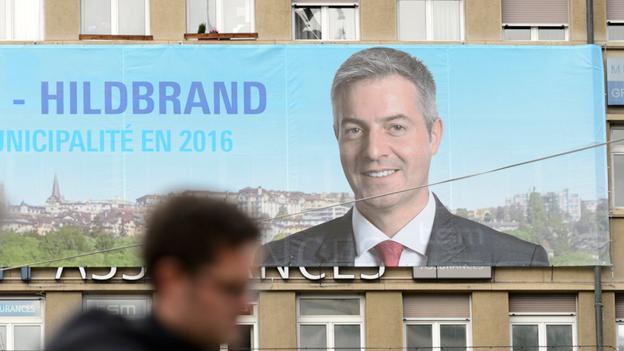 Unentwegter Kampf um Lausanner Stadtratssitz