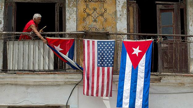 Die Wirtschaft wittert Geschäfte in Kuba