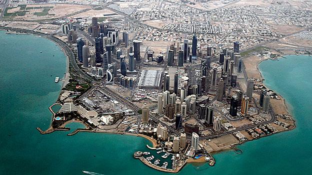 Katar als Bühne für Pressefreiheit?
