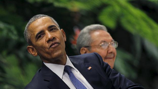 Obamas Kuba-Besuch: Mehr als nur Symbolik