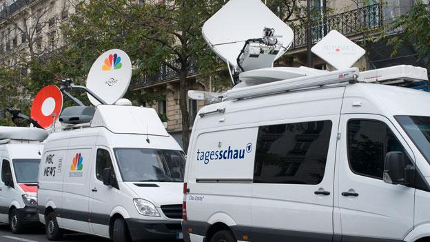 Der Terror und das Dilemma der Medien