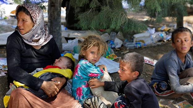 «Der IS hat die Jesidinnen zutiefst traumatisiert.»