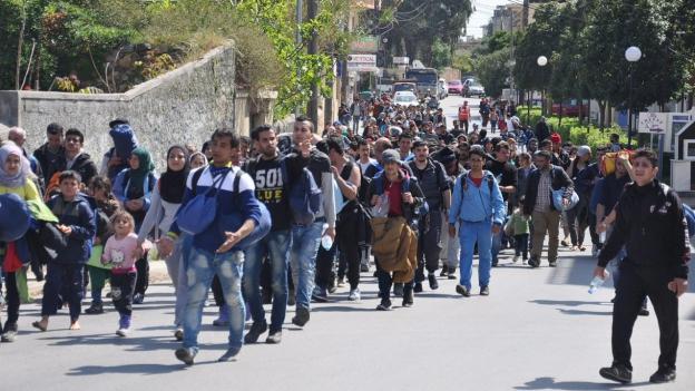 Flüchtlinge wollen Rückschaffung verhindern