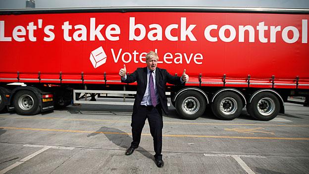 Boris Johnson und die Wahrheit