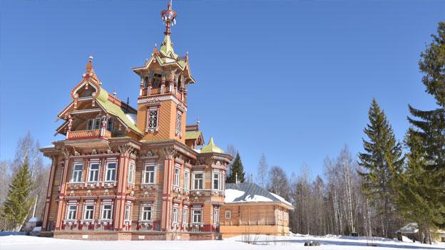 Das Sterben der Dörfer - Spiegelbild der russischen Geschichte