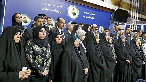 Das irakische Parlament verhindert die Regierungsbildung
