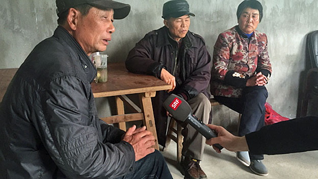 Chinas Bauern und der neue staatliche Ernährungsplan