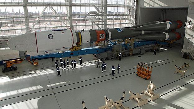 Russlands Probleme in der Raumfahrtindustrie