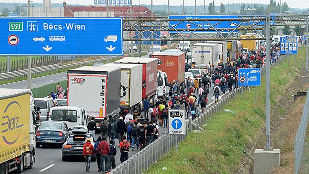 Österreich: Parlament verschärft Asylgesetz