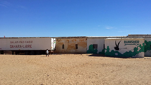 Spaltung der Westsahara zerschneidet Familien