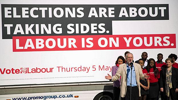 Britische Regionalwahlen – Warnsignal für Labour