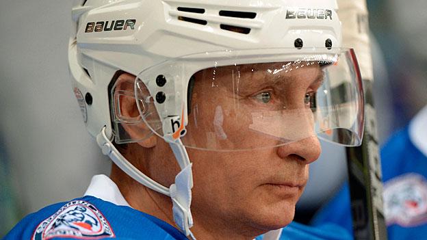 Russland - Prestigegewinn durch Spitzensport?