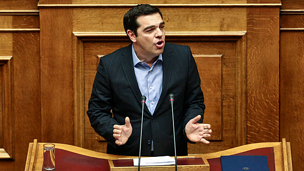 Umstritten: Schuldenerleichterung für Griechenland