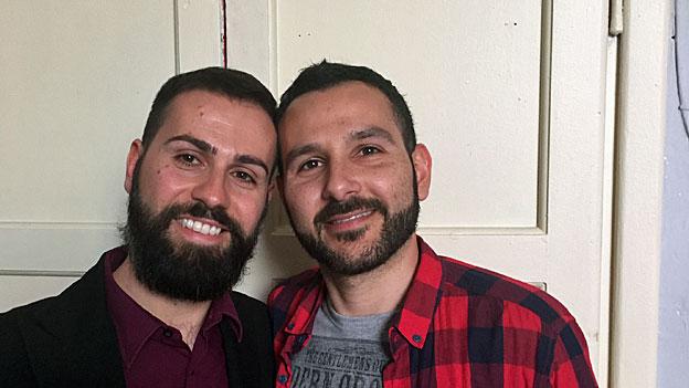 Als schwules Paar in der Ewigen Stadt