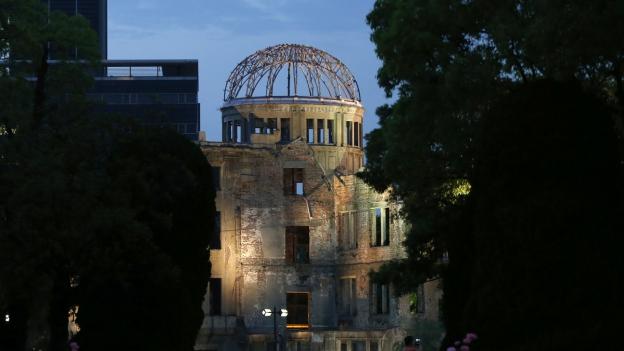 Obama in Hiroshima: «Entschuldigung ist gar nicht erwünscht»