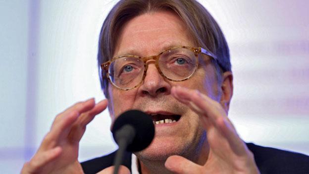 «Brexit bietet die Chance einer Erneuerung der EU»