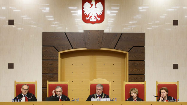 EU-Kommission verwarnt Polen