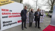 Audio «Ja zum Asylgesetz - SVP verliert bei einem zentralen Thema» abspielen.