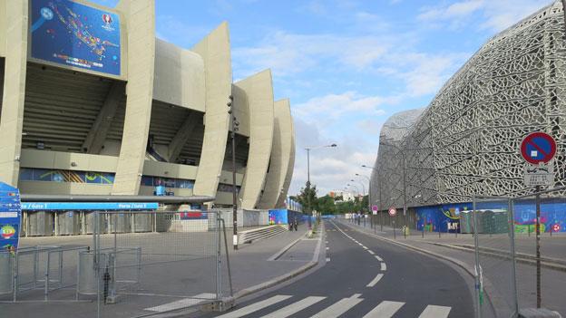 Paris - Sprungbrett für «sportliche» Jungunternehmer