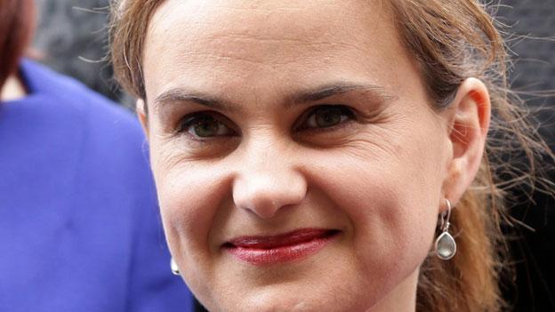 Warum musste die Labour-Politikerin Jo Cox sterben?