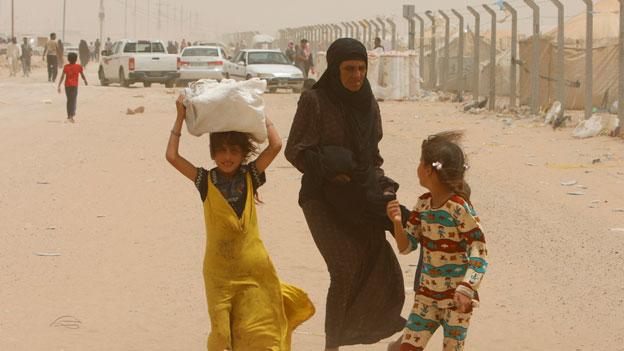 Hilfe für Flüchtlinge - oft nur ein leeres Versprechen