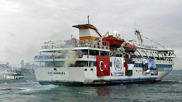 Die Türkei und Israel suchen den Schulterschluss
