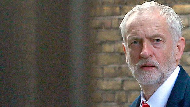 Grossbritannien – Machtkampf bei Labour