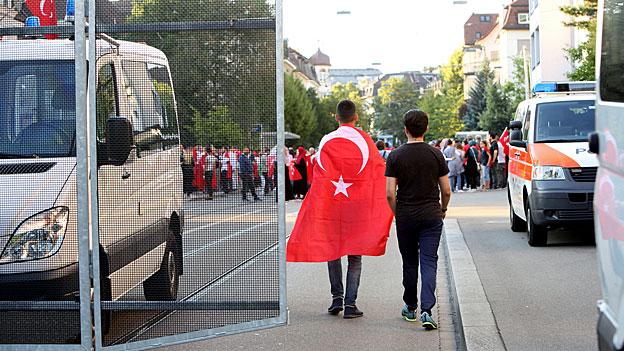 Türkinnen und Türken in der Schweiz nach dem Putschversuch
