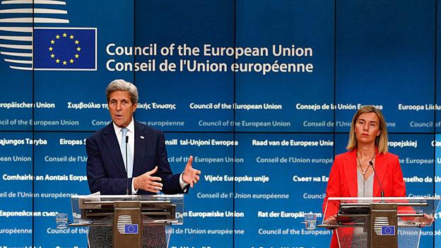 Die EU hebt den Mahnfinger in Richtung Türkei