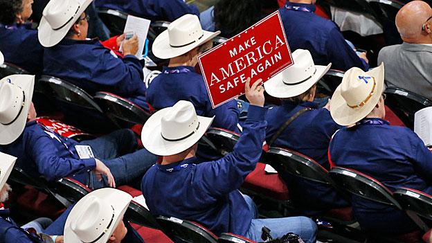 Die Rassendebatte am Parteitag der US-Republikaner